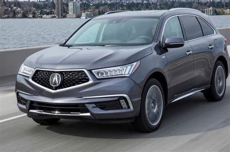 important fuel related recall   acura mdx sport