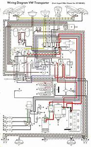 1979 Vw Bus Wiring Diagrams