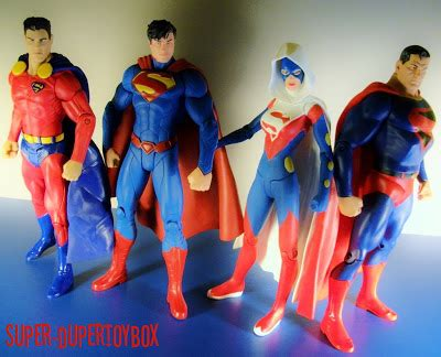 Icon Boat Justice League by Super Dupertoybox New 52 Justice League Superman