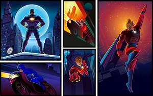 Superhero, Maker, Apk, Free, Role, Playing, Android, Game, Download