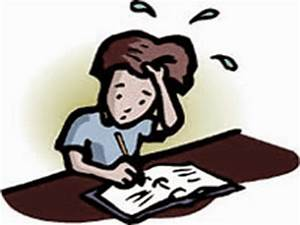 Fail clipart stressed student - Pencil and in color fail ...