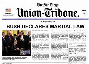 How Will Sale of Union-Tribune Affect San Diego?
