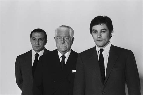 jean gabin lino ventura alain delon photogriffon les plus belles photos d alain delon star