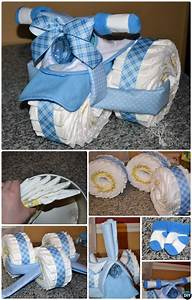 Handmade, Baby, Shower, Gift, Ideas, Picture, Instructions