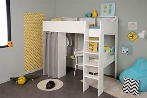 Jugendbett Mit Schreibtisch : hochbett mit schreibtisch und schrank online kaufen yatego ~ Frokenaadalensverden.com Haus und Dekorationen