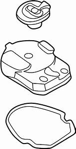 Nissan Xterra Distributor Rotor  Hitachi  Hap