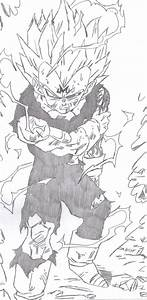 Majin Vegeta 2 by Deadzone222 on DeviantArt