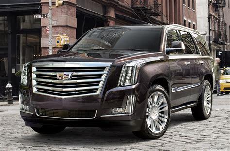 2017 Cadillac Escalade Overview Cargurus