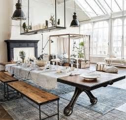 industrial interiors home decor interior design decoration home decor loft modern industrial house ideas