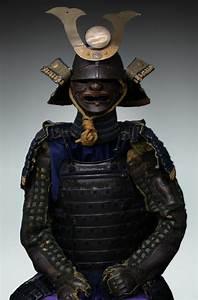 This Kabuto (Japanese Samurai Helmet) is made of powerful ...