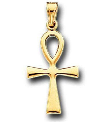 Cross and Ankh Symbol Meaning
