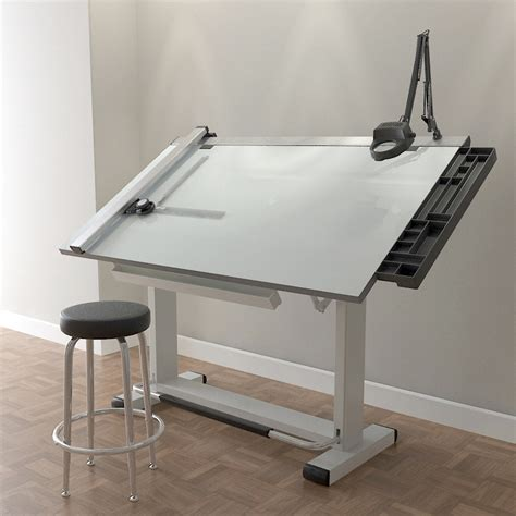 pro drafting table set  model stuff   home