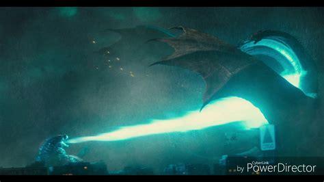 Godzilla 2019 Atomic Breath Sound Effect (rejuvenated