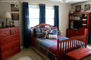 Room Boys Sports Bedrooms