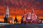 Red Square in Russia, Moscow - Places For Tour
