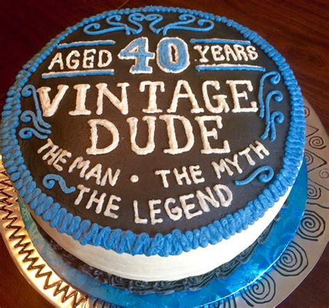 40th birthday decorations for him 40th birthday cake birthday cakes 40th
