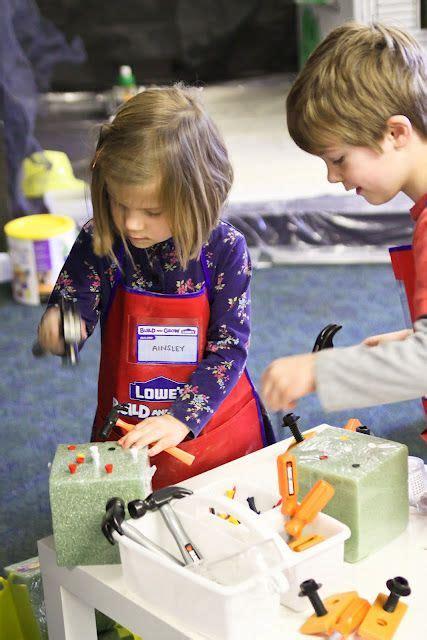 cute   teach kids   hammer safely
