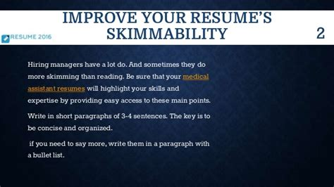 Verbs To Enhance Your Resume by 5 Ways To Improve Your Resume In 2016