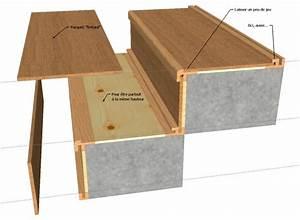 Habillage Escalier Interieur : r novation escalier bois comment r nover son escalier ~ Premium-room.com Idées de Décoration