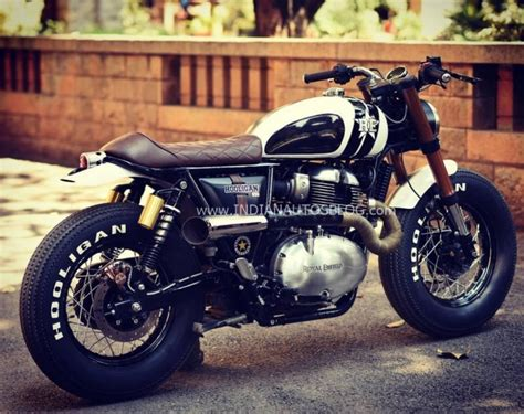 Royal Enfield Interceptor 650 Modification by Custom Royal Enfield Interceptor 650 Hooligan By