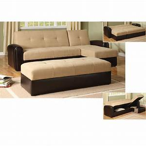 8 best images about couch with storage on pinterest With asia direct home 3 pc convertible sectional sofa bed with storage