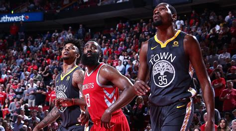 Chris Paul Dropped 33 As The Rockets Beat The Warriors