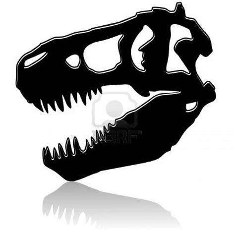 Best Photos Of T Rex Stencil Outline Free Printable