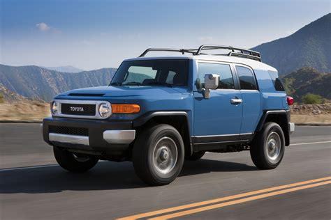 2014 Toyota Fj Cruiser News And Information