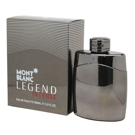 legend by mont blanc le parfumier