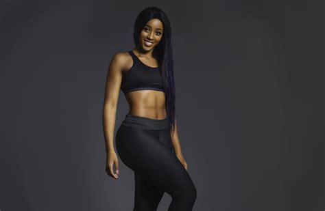 Fitness inspiration: Sbahle Mpisane   DESTINY Magazine