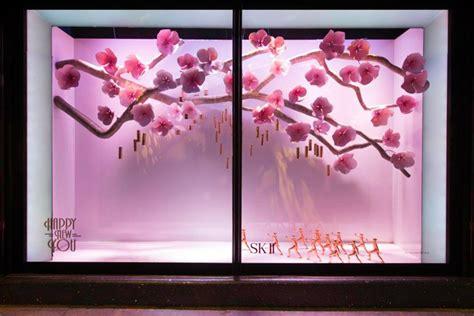 harrods window displays london uk
