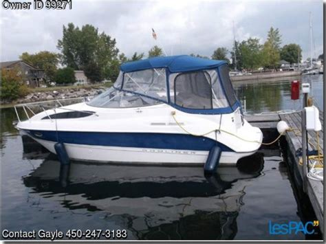 Used Bay Boats For Sale By Owner by 2004 Bayliner 265 Ciera Loads Of Boats