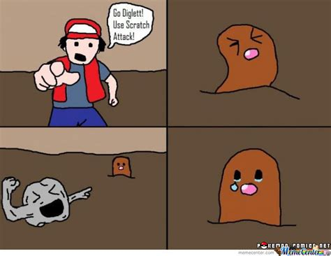 Me Me Meme - pokemon diglett memes images pokemon images
