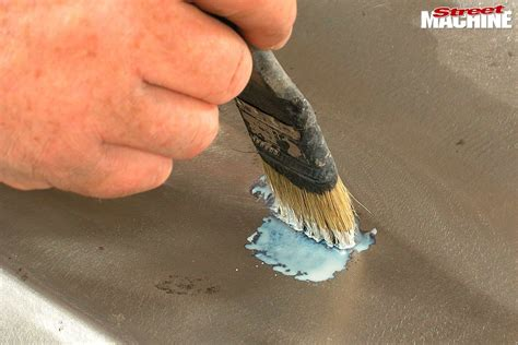 rust repair wurth converter minor brushes pits sure step into work