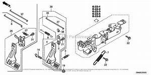 Honda Engines Gx630 Vxc Engine  Jpn  Vin  Gdabk