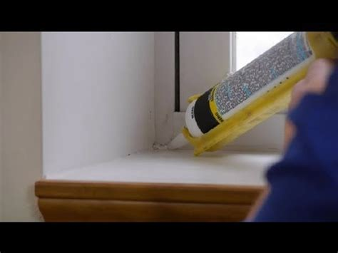 Caulking Window Sills by How To Caulk Windows Before You Paint Caulking Tips