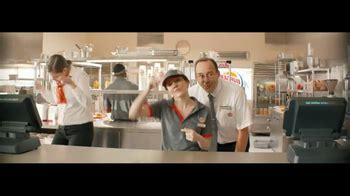burger king whopper jr tv commercial dancing ispottv