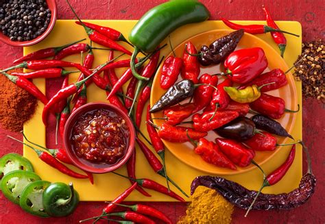hottes cuisines building your spicy food tolerance pepperscale