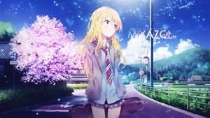 Anime Your Lie In April Kaori Miyazono Wallpaper ...