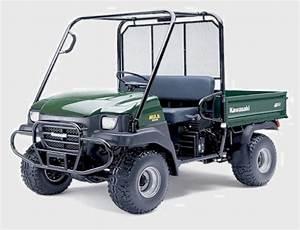 Kawasaki Mule 3000  3010 Parts And Accessories