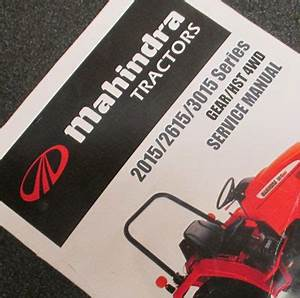 Mahindra Tractor Parts  Accessories