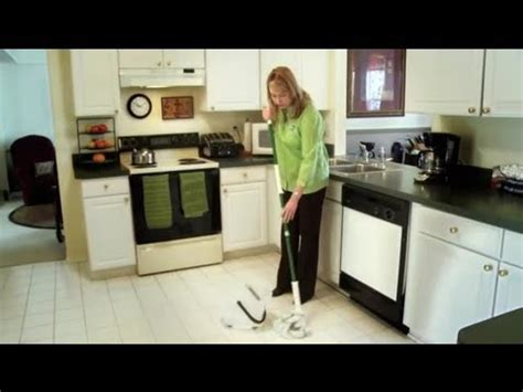 How To Make Your Kitchen Floor Smell Clean  Cleaning The