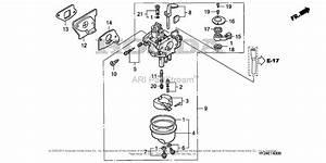 Honda Wx15 Ax1 Water Pump  Jpn  Vin  Wzby