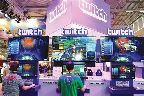 Twitch Gamers Live Stream Their Vital Signs To Keep Fans
