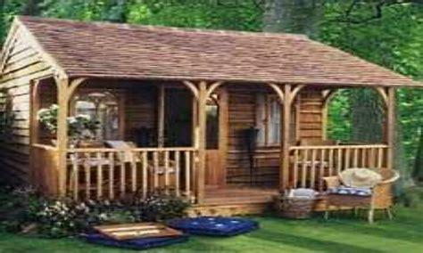 Small Cabins with Porches Small Cabins with Screened