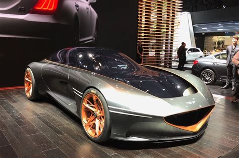 Genesis Evolving as a Luxury Brand With First-Ever Concept ...