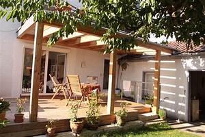 Holz überdachung Für Terrasse : 10 bilder zu veranda aus holz auf pinterest leben unter freiem himmel verandas und terrasse ~ Sanjose-hotels-ca.com Haus und Dekorationen