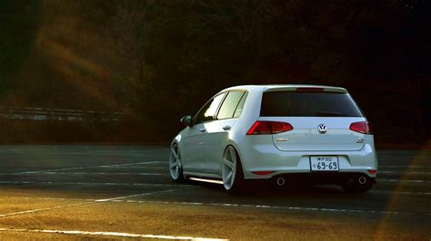 Volkswagen Golf Backgrounds by Golf 7 Golf Vii Volkswagen Car Wallpapers Hd Desktop