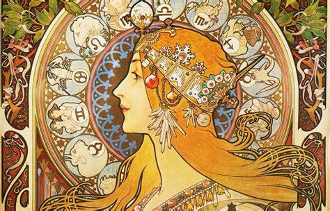 Art Nouveau Desktop Wallpapers