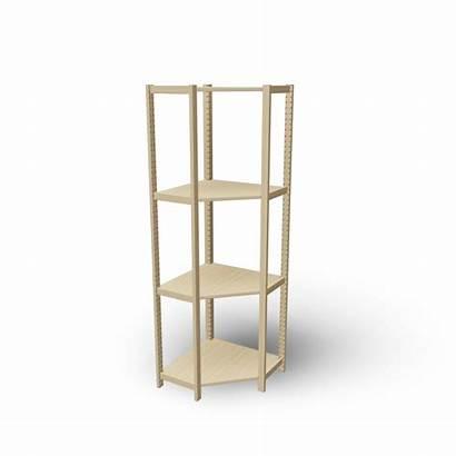 Ikea Corner Ivar Shelves Shelf Shelving Closet